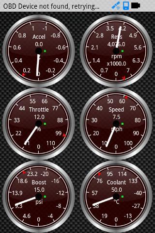 Torque Lite OBD2 amp Car v1.2.22 screenshots 1