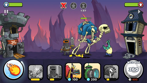 Tower Conquest Tower Defense Strategy Games v22.00.66g screenshots 15