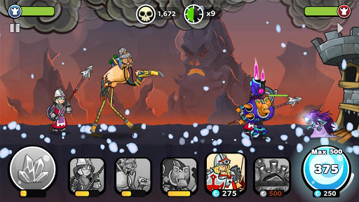 Tower Conquest Tower Defense Strategy Games v22.00.66g screenshots 21