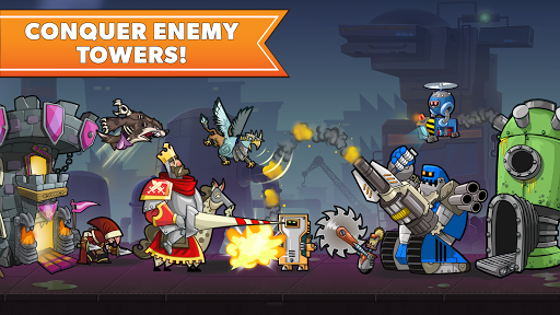 Tower Conquest Tower Defense Strategy Games v22.00.66g screenshots 3