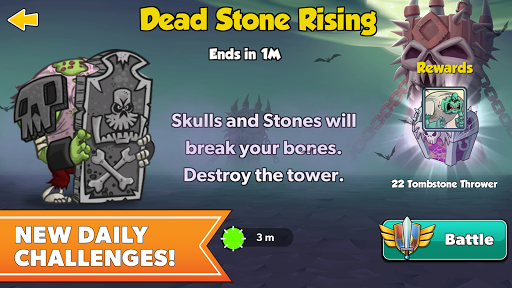 Tower Conquest Tower Defense Strategy Games v22.00.66g screenshots 5