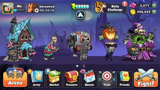 Tower Conquest Tower Defense Strategy Games v22.00.66g screenshots 7