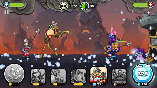 Tower Conquest Tower Defense Strategy Games v22.00.66g screenshots 8