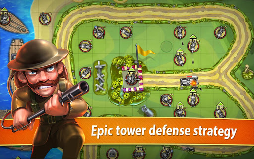 Toy Defense – TD Strategy v1.29 screenshots 11