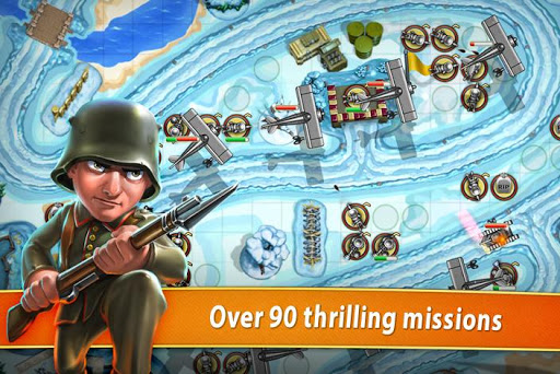 Toy Defense – TD Strategy v1.29 screenshots 3
