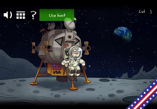Troll Face Quest USA Adventure v screenshots 1