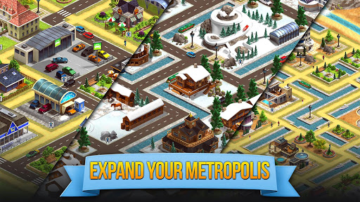 Tropic Paradise Sim Town Building Game v1.5.3 screenshots 11