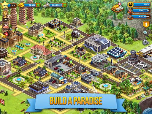 Tropic Paradise Sim Town Building Game v1.5.3 screenshots 16