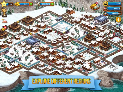 Tropic Paradise Sim Town Building Game v1.5.3 screenshots 17