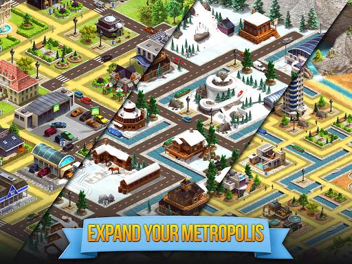 Tropic Paradise Sim Town Building Game v1.5.3 screenshots 18