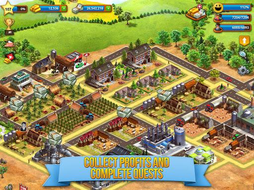 Tropic Paradise Sim Town Building Game v1.5.3 screenshots 19