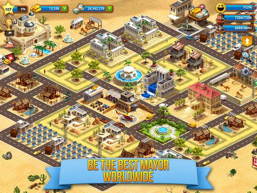 Tropic Paradise Sim Town Building Game v1.5.3 screenshots 20