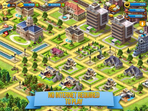 Tropic Paradise Sim Town Building Game v1.5.3 screenshots 21
