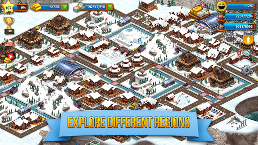 Tropic Paradise Sim Town Building Game v1.5.3 screenshots 3