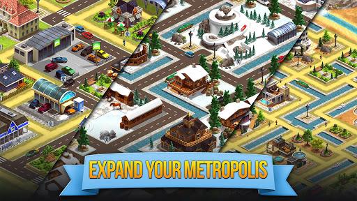 Tropic Paradise Sim Town Building Game v1.5.3 screenshots 4
