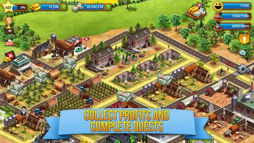 Tropic Paradise Sim Town Building Game v1.5.3 screenshots 5