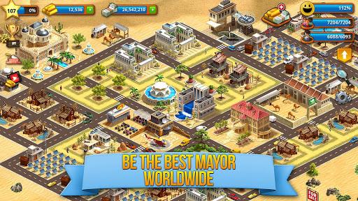Tropic Paradise Sim Town Building Game v1.5.3 screenshots 6
