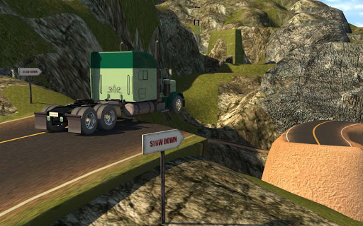 Truck Driver Free v1.2 screenshots 4