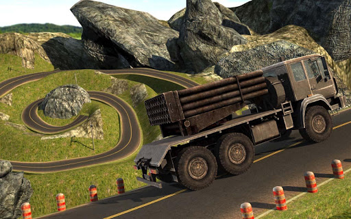 Truck Driver Free v1.2 screenshots 5