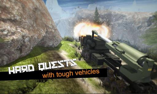 Truck Simulator Offroad 2 v1.1.3 screenshots 4
