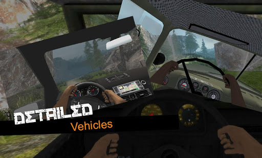 Truck Simulator Offroad 2 v1.1.3 screenshots 6