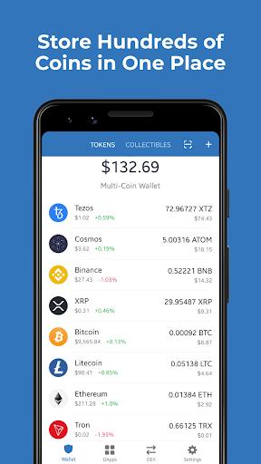 Trust Crypto amp Bitcoin Wallet v screenshots 5