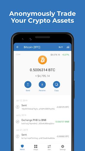 Trust Crypto amp Bitcoin Wallet v screenshots 6