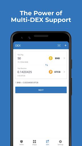 Trust Crypto amp Bitcoin Wallet v screenshots 7
