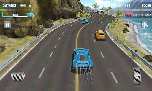 Turbo Driving Racing 3D v2.4 screenshots 1