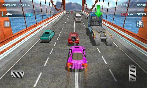 Turbo Driving Racing 3D v2.4 screenshots 2