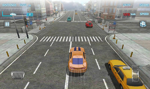 Turbo Driving Racing 3D v2.4 screenshots 4