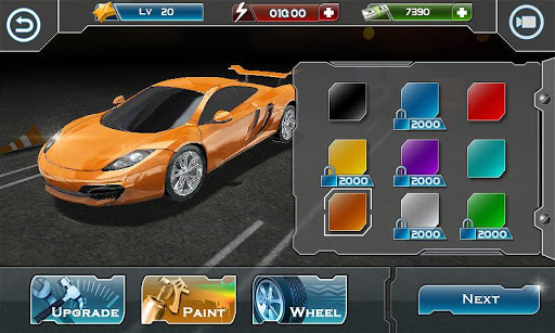 Turbo Driving Racing 3D v2.4 screenshots 9
