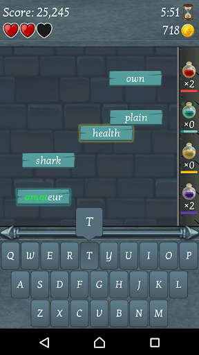 Typing Master v1.1.1 screenshots 8