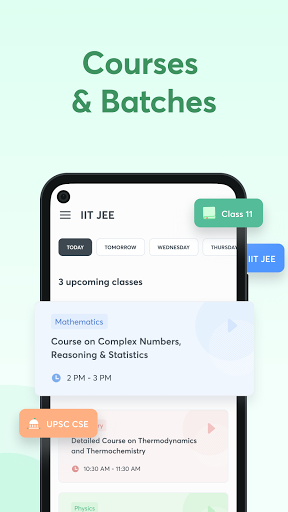 Unacademy Learning App v5.47.82 screenshots 1