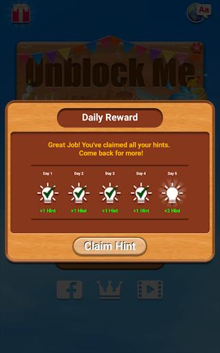 Unblock Me FREE v2.0.13 screenshots 21