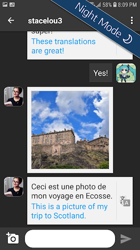 Unbordered – Foreign Friend Chat v6.2.7 screenshots 15