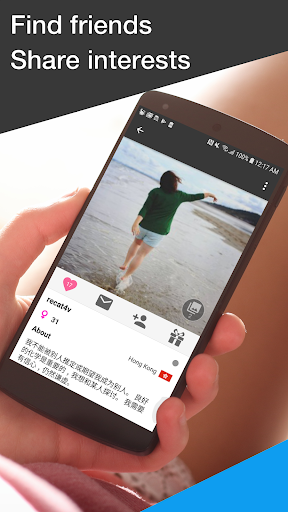 Unbordered – Foreign Friend Chat v6.2.7 screenshots 16