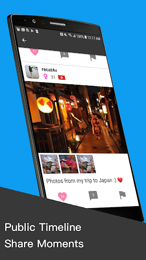 Unbordered – Foreign Friend Chat v6.2.7 screenshots 19