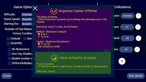 Unciv v3.14.16 screenshots 5