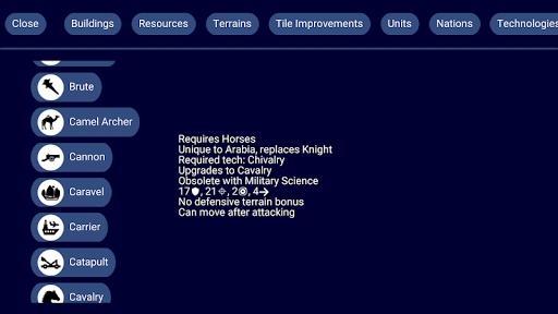 Unciv v3.14.16 screenshots 8