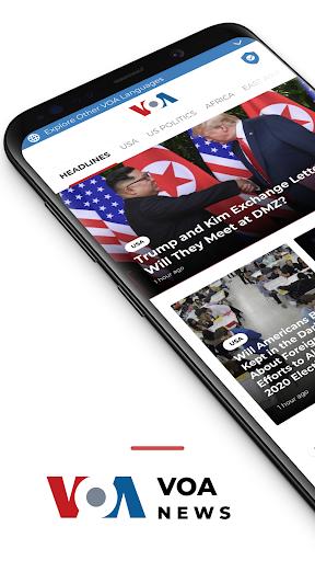VOA News v4.2.2 screenshots 1