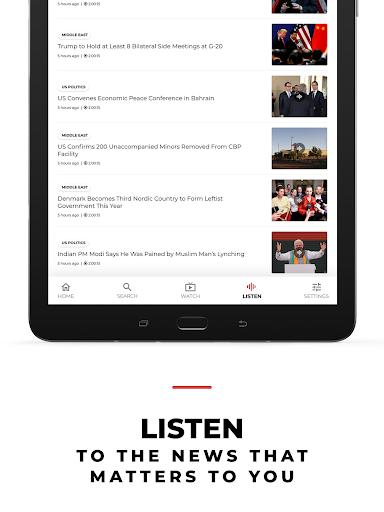 VOA News v4.2.2 screenshots 12