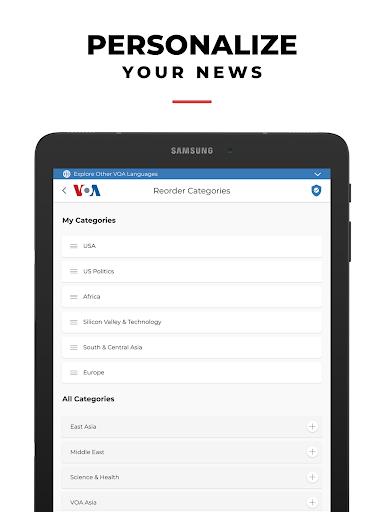 VOA News v4.2.2 screenshots 13