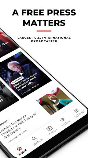 VOA News v4.2.2 screenshots 2