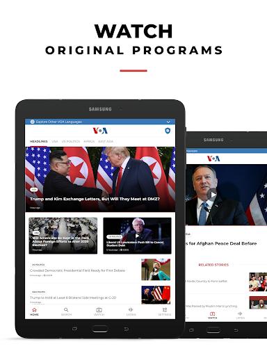 VOA News v4.2.2 screenshots 5