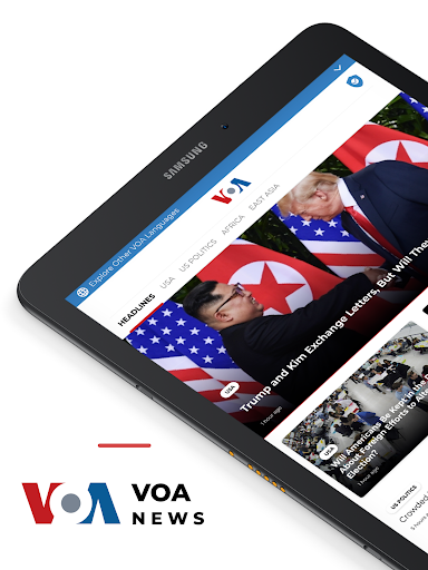 VOA News v4.2.2 screenshots 9