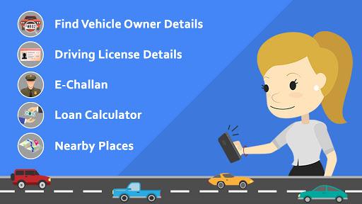 Vehicle Owner Details India v4.0.0 screenshots 1