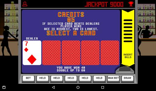 Video Poker Jackpot v4.16 screenshots 10