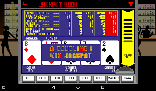 Video Poker Jackpot v4.16 screenshots 11