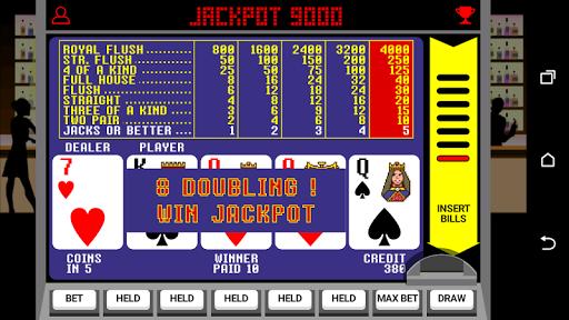 Video Poker Jackpot v4.16 screenshots 4